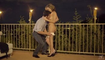 Babes are gratifying stud with moist blowjobs