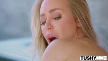 Blonde wife Uma Thompsons cuckold fantasies